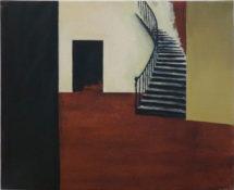Acrylique sur toile, 2009, 38 x 46 cm