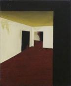 Acrylique sur toile, 2009, 46 x 38 cm