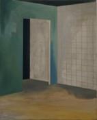 Huile sur toile, 2015, 61 x 50 cm