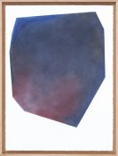 Huile sur papier, 2015, 76,5 x 57,5 cm