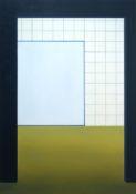 Huile sur bois, 2016, 80 x 49,5 cm