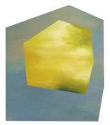 Huile sur bois, 2016, 40 x 34 cm