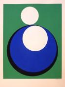 Gouache sur papier, 62 x 48 cm, 1970
