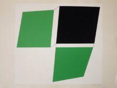 Gouache sur papier, 57 x 75,5 cm, 1975