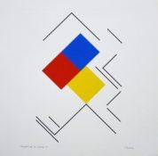 Gouache sur papier, 30 x 30 cm, 1933