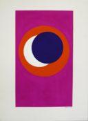 Gouache sur velin, 76 x 56 cm, 196-1966