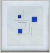 Gouache sur papier encadrée, 37,5 x 35 cm, 2000
