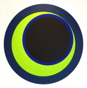 Acrylique sur toile, 100 x 100 cm, 1970