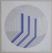 Gouache et encre sur papier, 30 x 30 cm, 1980