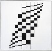 Acrylique sur toile, 40 x 40 cm, 1989