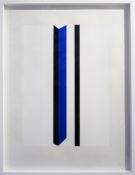 Gouache sur papier encadrée, 60 x 42 cm, 2012