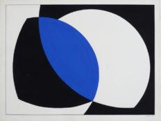 Gouache sur velin, 50 x 65 cm, 1963