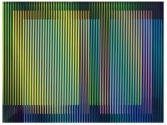 Chromographie à pigment sur métacrylate n°4/50, 30 x 40 cm, 2016