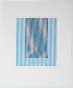 Sérigraphie n°8/30, Editions Fanal, 66,5 x 56,5 cm encadrée, 2016