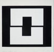 Acrylique sur papier collé sur carton, 29,5 x 30 cm, 2016