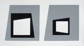 Acrylique sur papier, 15,5 x 29 cm, 2015