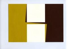 Gouache sur papier, 16,7 x 24 cm, 2008
