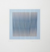 Aquatinte 2 couleurs n°EA VII/IX, 51,5 x 49 cm, 2014