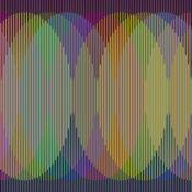 Sérigraphie sur papier n°28/50, 41 x 32 cm encadré, 2011
