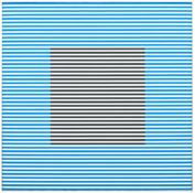 Chromographie sur papier, aluminium et bois n°4/8, 60 x 60 cm, 2010