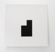 Sérigraphie n° 18/20, Editions Fanal, 1985, 32 x 32 cm