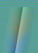 Sérigraphie sur papier n°26/50, 54,5 x 42 cm encadré, 2011