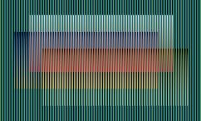 Sérigraphie sur papier n°22/25, 56 x 74 cm enacdré, 2006