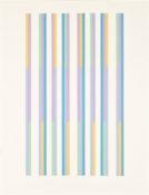Sérigraphie n° 9/15, Editions Fanal, 76 x 56 cm, 1995-2012