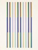 Sérigraphie n° 13/15, Editions Fanal, 76 x 56 cm, 1995-2012