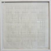 Mine de plomb sur papier, 35  x35 cm, 1999