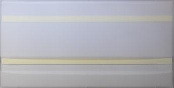 Acrylique sur papier Fabriano sous plexiglas, 30 x 60 cm, 2016