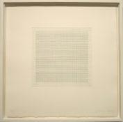 D'après un dessin de 1981 - eau forte et pointe sèche sur papier, n° 5/21, 42 x 42 cm, 1981-2004