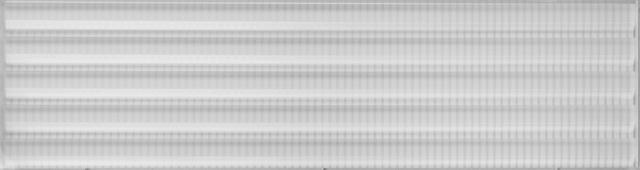 Sérigraphie originale sur carton musée, tiges de plexiglas sous cadre de plexiglas, 21x 76,5 cm, 2016