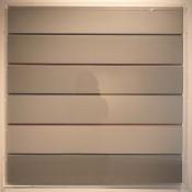 Acrylique sur papier d'Arches sous plexiglas, 65 x 65 cm, 2010