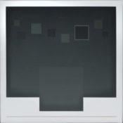 Acrylique sur toile, 40 x 40 cm, 1986