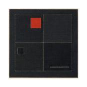 Acrylique sur toile,  40 x 40 cm, 1991