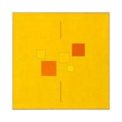 Acrylique sur toile, 1992, 40 x 40 cm, 1992