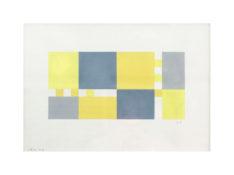 Gouache sur papier, 50 x 65 cm, 1974