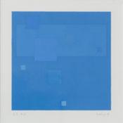 Gouache sur papier, 36 x 36 cm, 1976