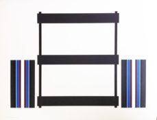 Acrylique sur papier, 50 x 65 cm, 1985