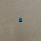 Acrylique sur toile et bois, 40 x 40 cm, 2013