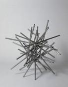 Acier, édition non limitée, 15 x 15 x 15 cm, 1972/2014