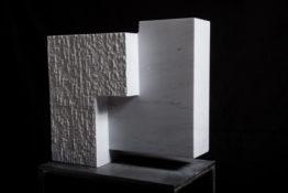 Bardiglio (marbre), 36 x 40 x 15,5 cm, 2014