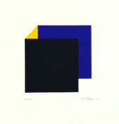 Sérigraphie n°5/20, 24,5 x 23 cm, 1983