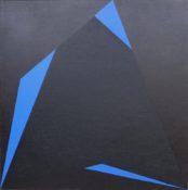 Huile sur toile, 80 x 80 cm, 2009