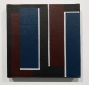 Acrylique sur toile, 20 x 20 cm, 2016