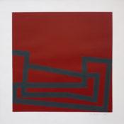 Acrylique sur papier, 50 x 50 cm, 1994