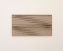 Stylo à bille sur carton, 10 x 18,8 / 24 x 30 cm encadré, 2015
