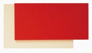 Acrylique sur bois (MDF), 25 x 46 x 5,4 cm, 2008