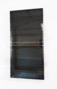 Aggloméré contreplaqué, 75,5 x 37,2 x 4,2 cm, 2013